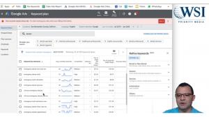 Brand and non brand terms Google Keyword tool
