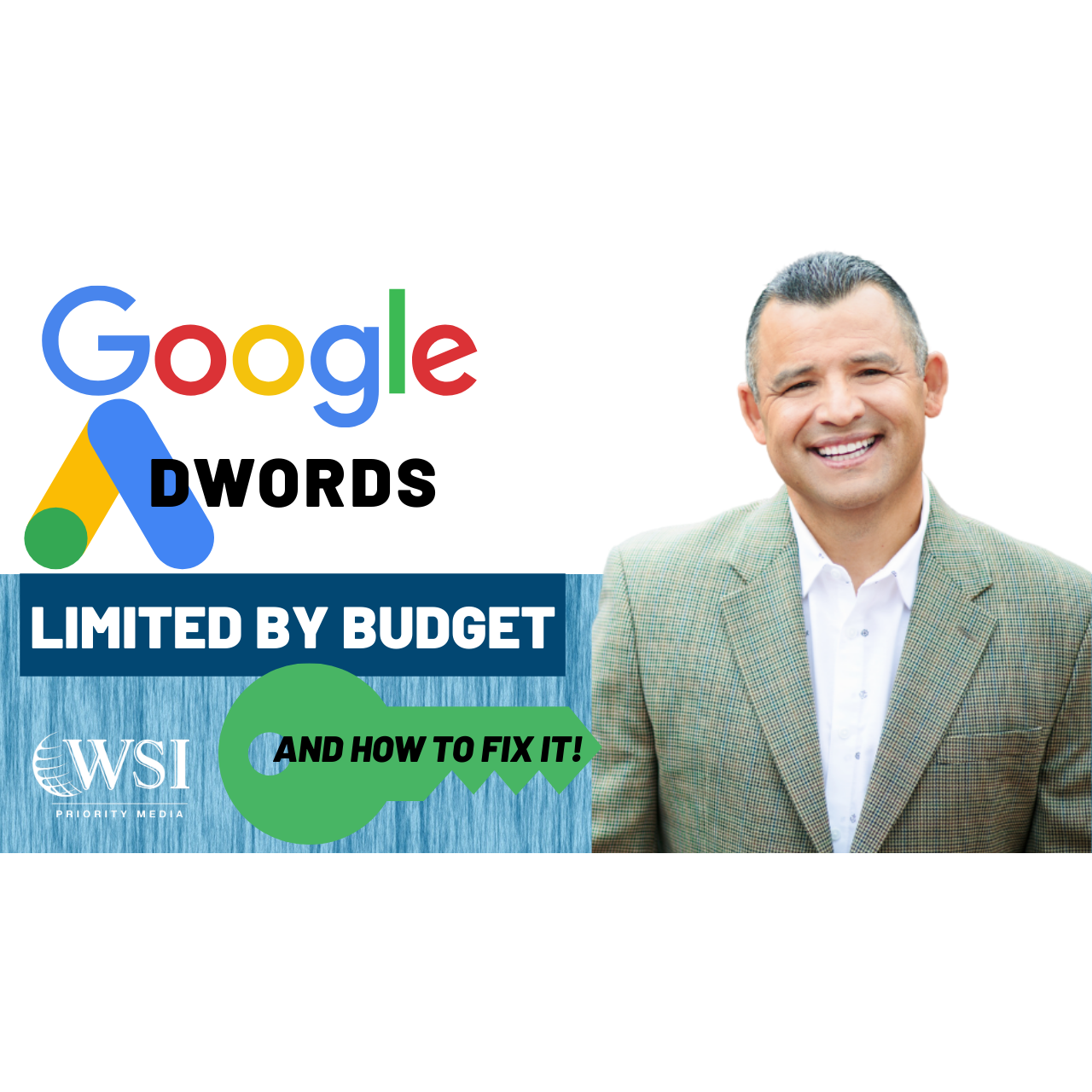 Google Adwords Limited By Budget