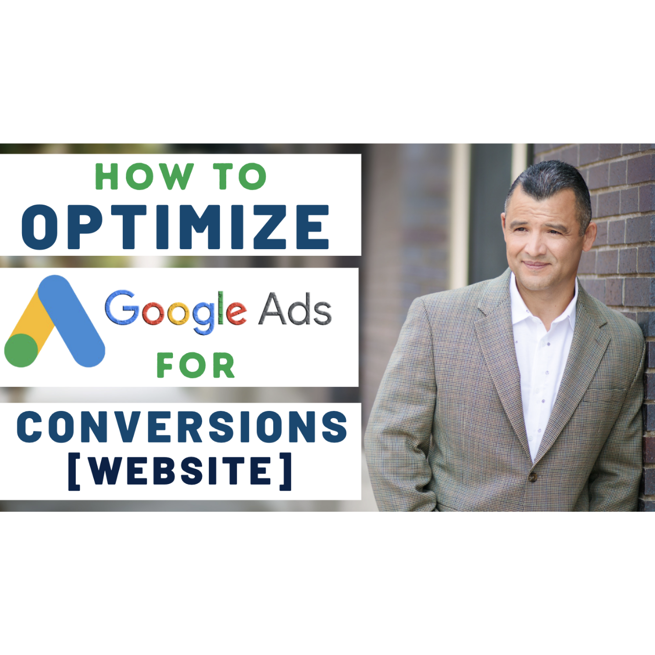 How to optimize google ads for conversions [website]