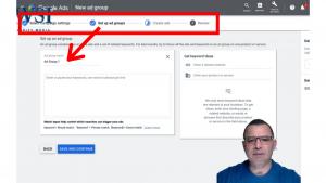 keyword ad groups best practices