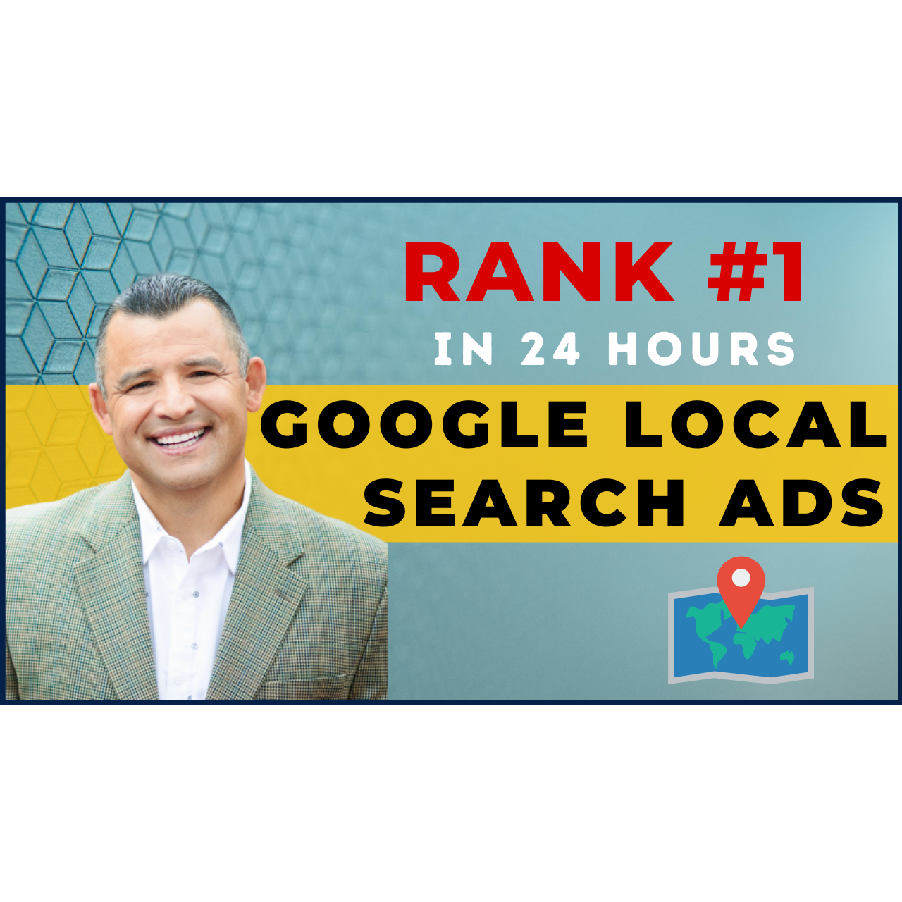 Google Local Search Ads Rank #1 in 24 Hours