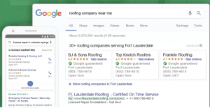 How do Local Services by Google Ads work