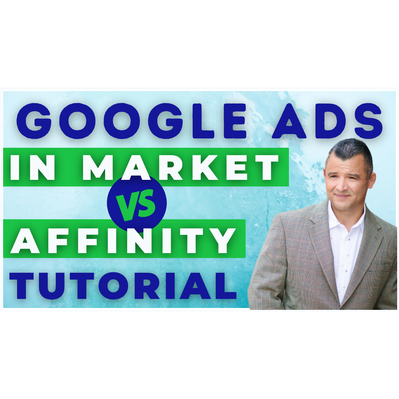 In Market Audience VS Affinity Audience
