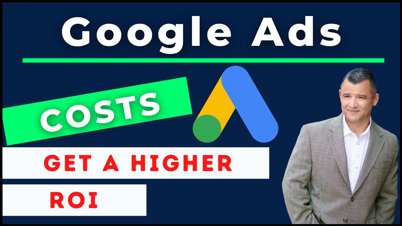 Google Ads Cost Estimate