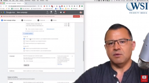inclusion and exclusion in target location- Google Ads