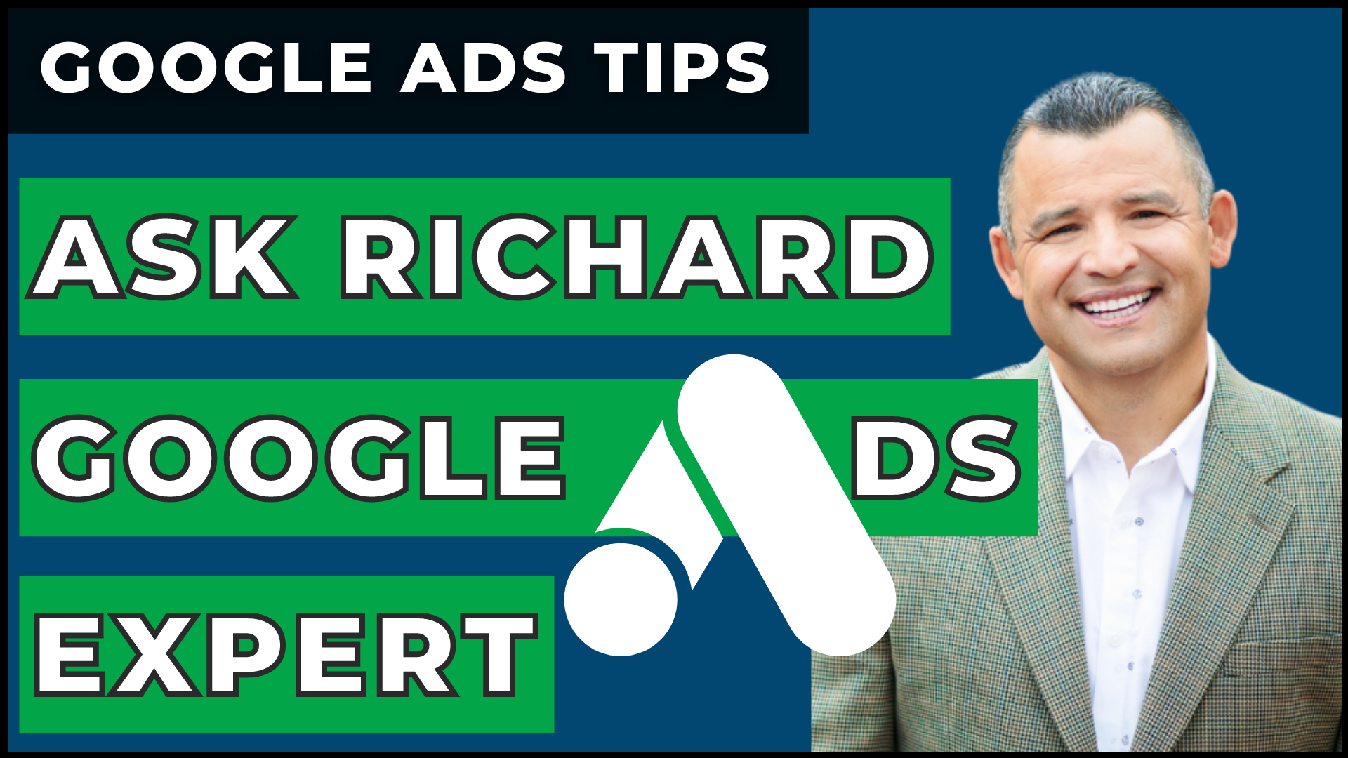 Google Ads Expert Richard Cruz