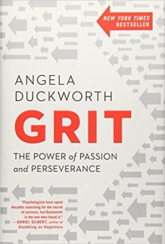 Grit Passion Perseverance Angela Duckworth