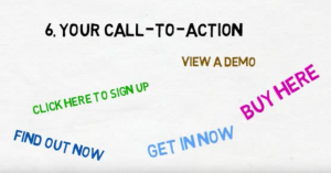 Hone your call-to-action- lead generation tips