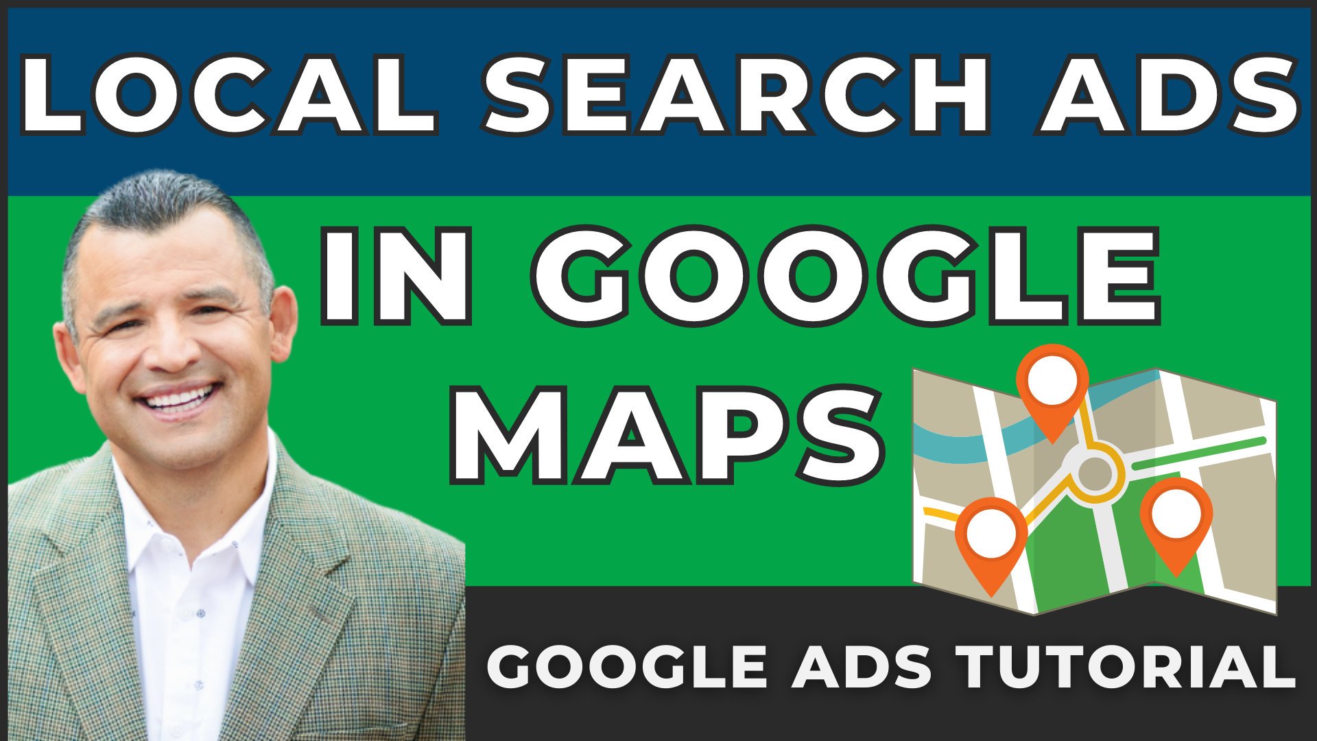 How To Get Local Search Ads To Show Up In Google Maps