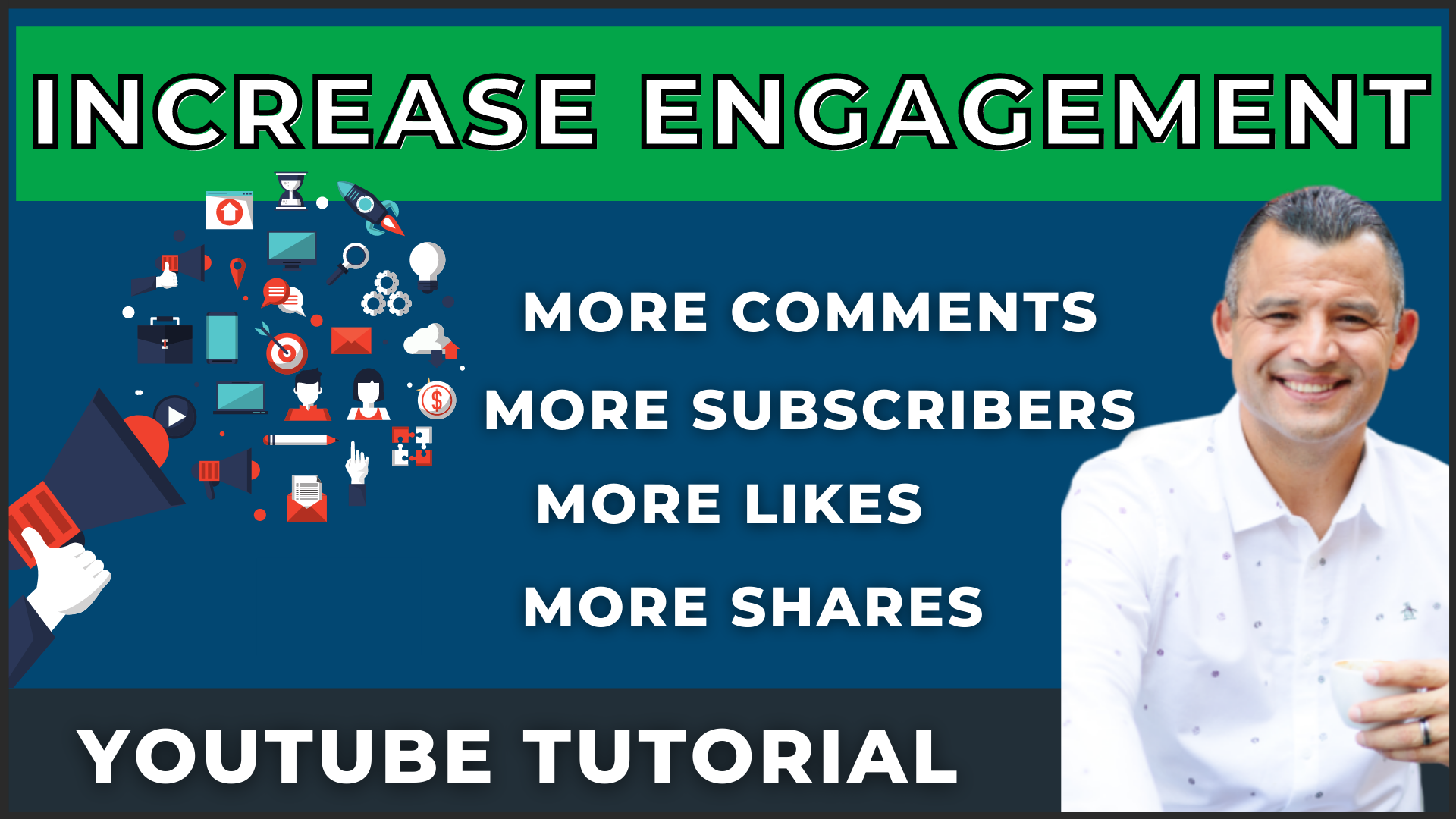 How To Increase Engagement On YouTube and Social Media