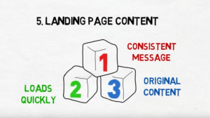Relevance and landing page content- lead generation tips