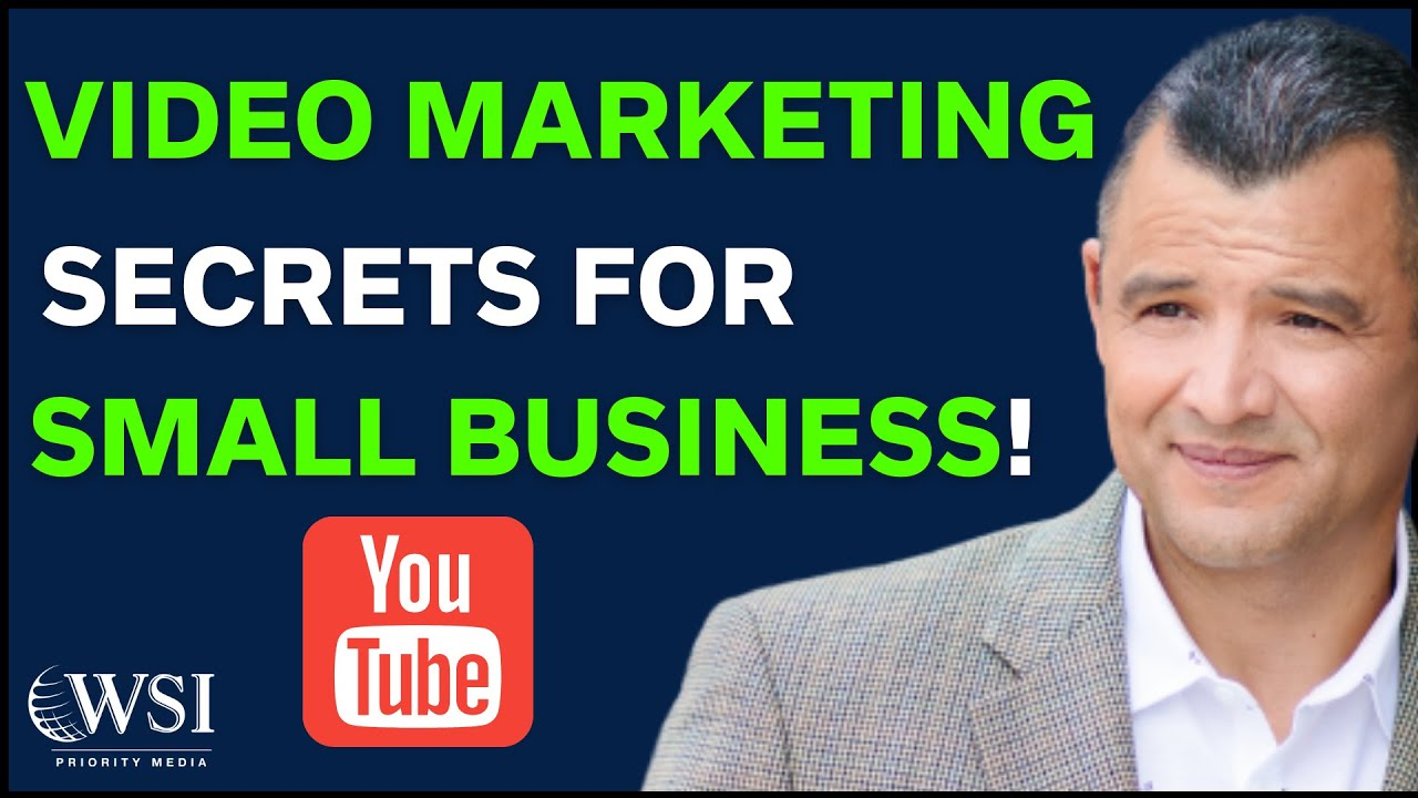 Video Marketing For Small Local Businesses