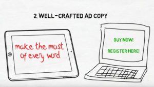 Well-crafted ad copy - lead generation tips