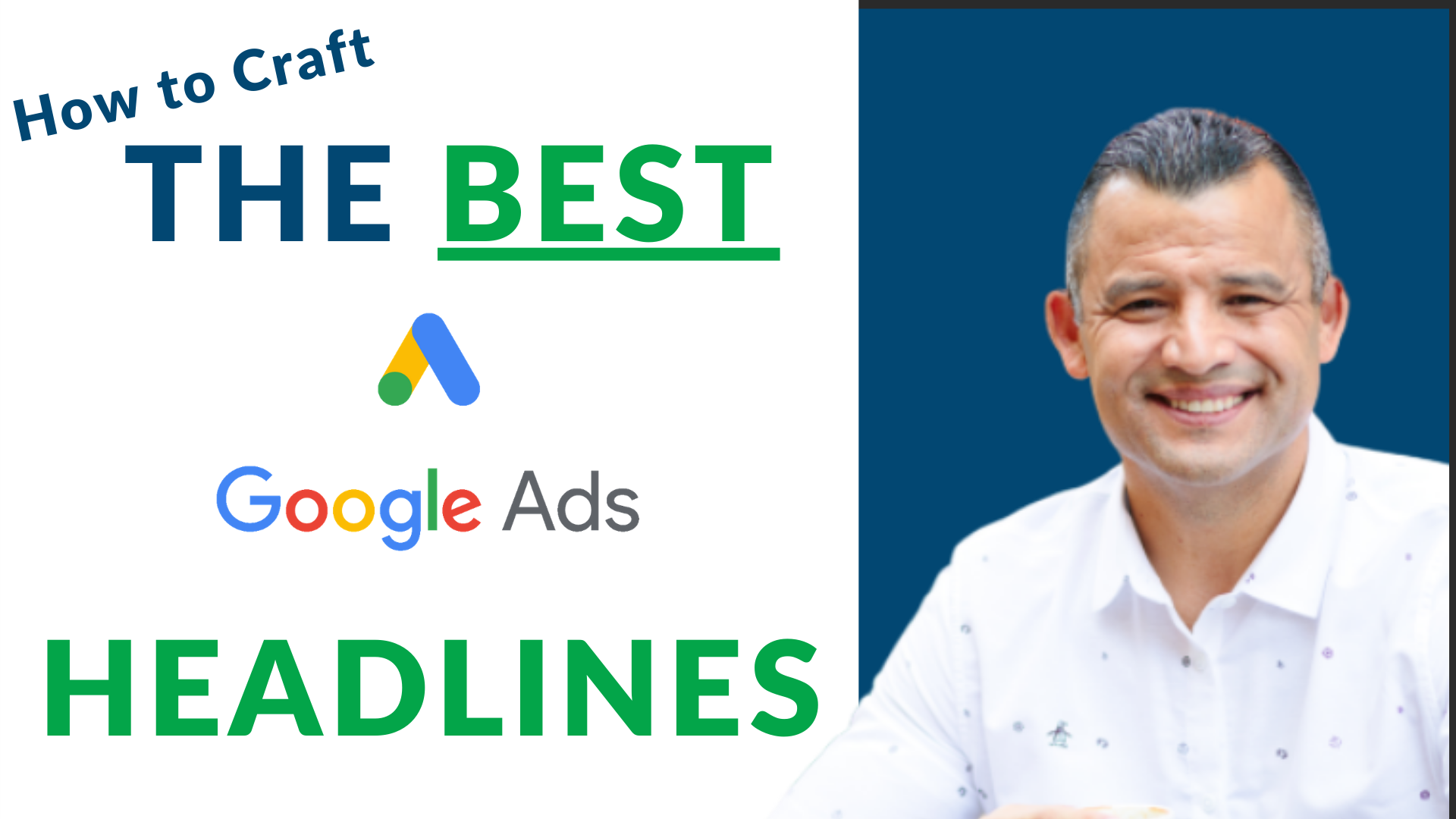 Write The Best Headline For Google Ads Quickly