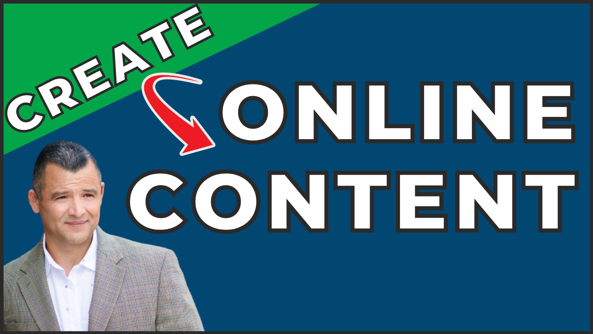 How To Create Online Content