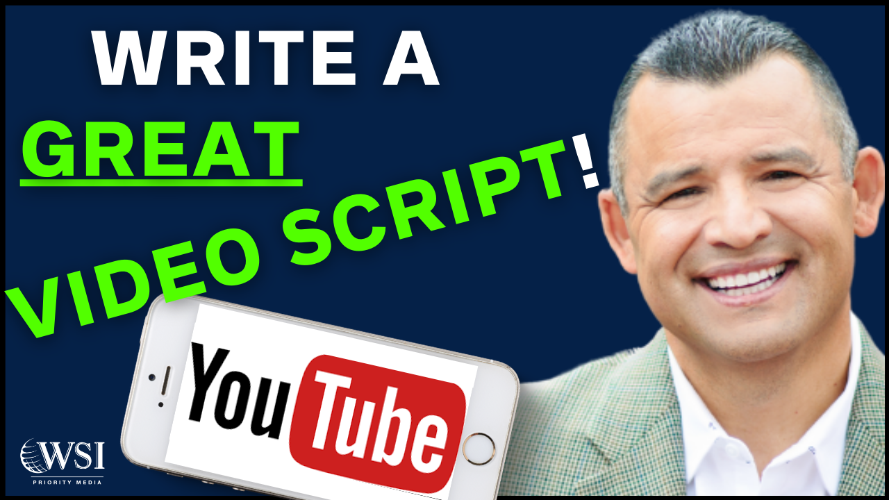 How to Write a Promotional Video Script