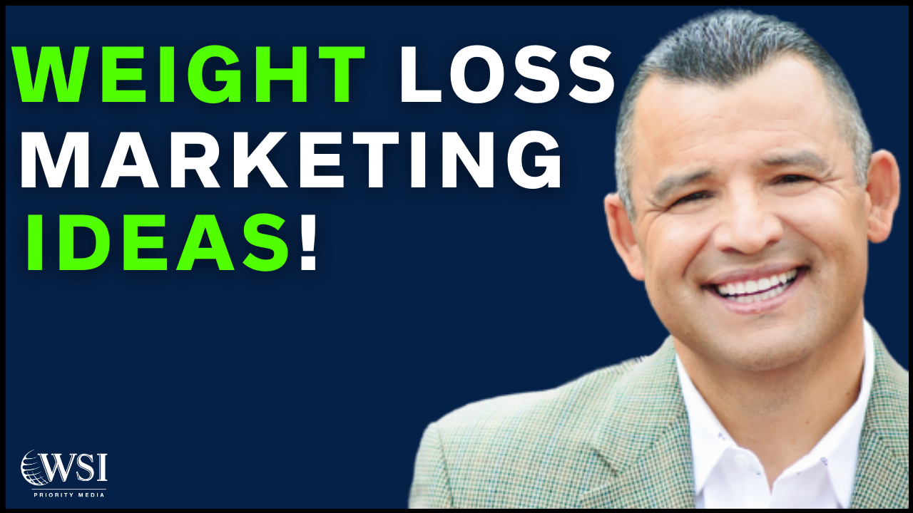 Weight Loss Marketing Ideas