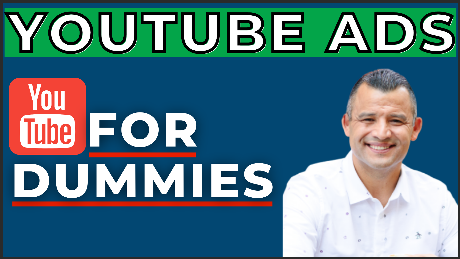 YOUTUBEADS FOR DUMMIES