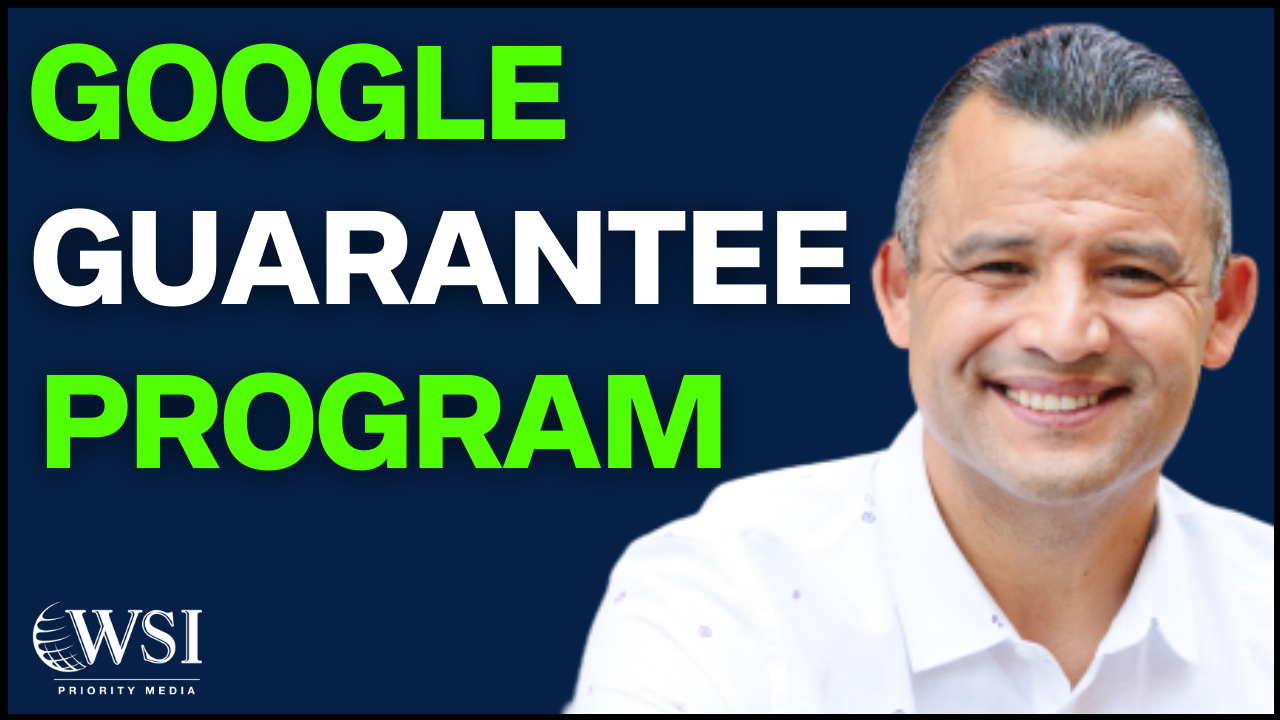 Google Guarantee Program Set Up And Tips