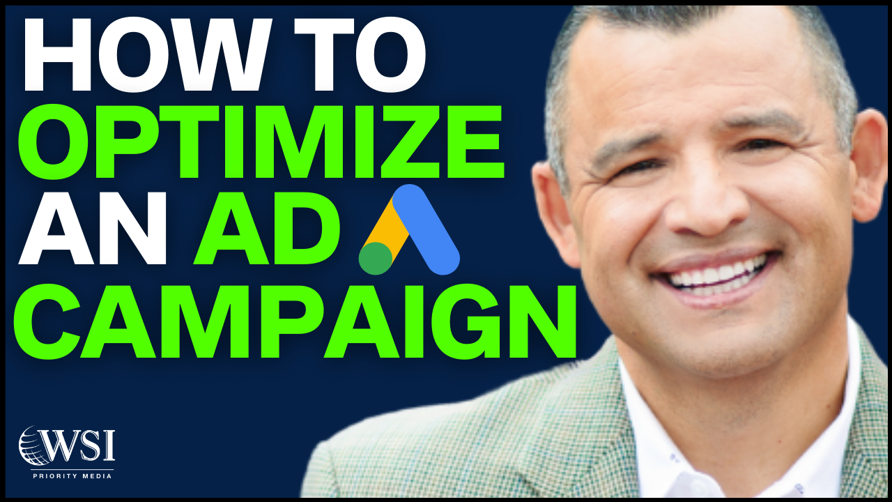 Optimize Marketing Campaign How To Optimize Your Ad Campaign