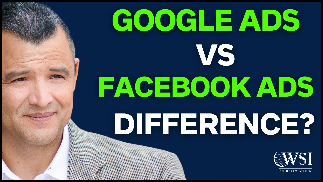 Difference Between Google Ads And Facebook Ads