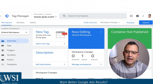 Create a new tag- google tag manager