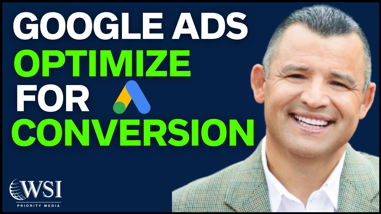 Google Ads Optimize For Conversions