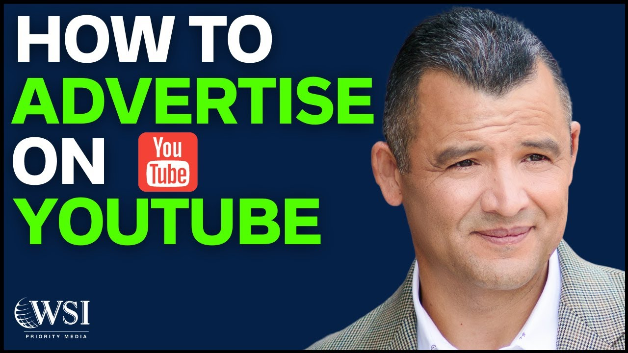 How To Advertise Your Business On YouTube