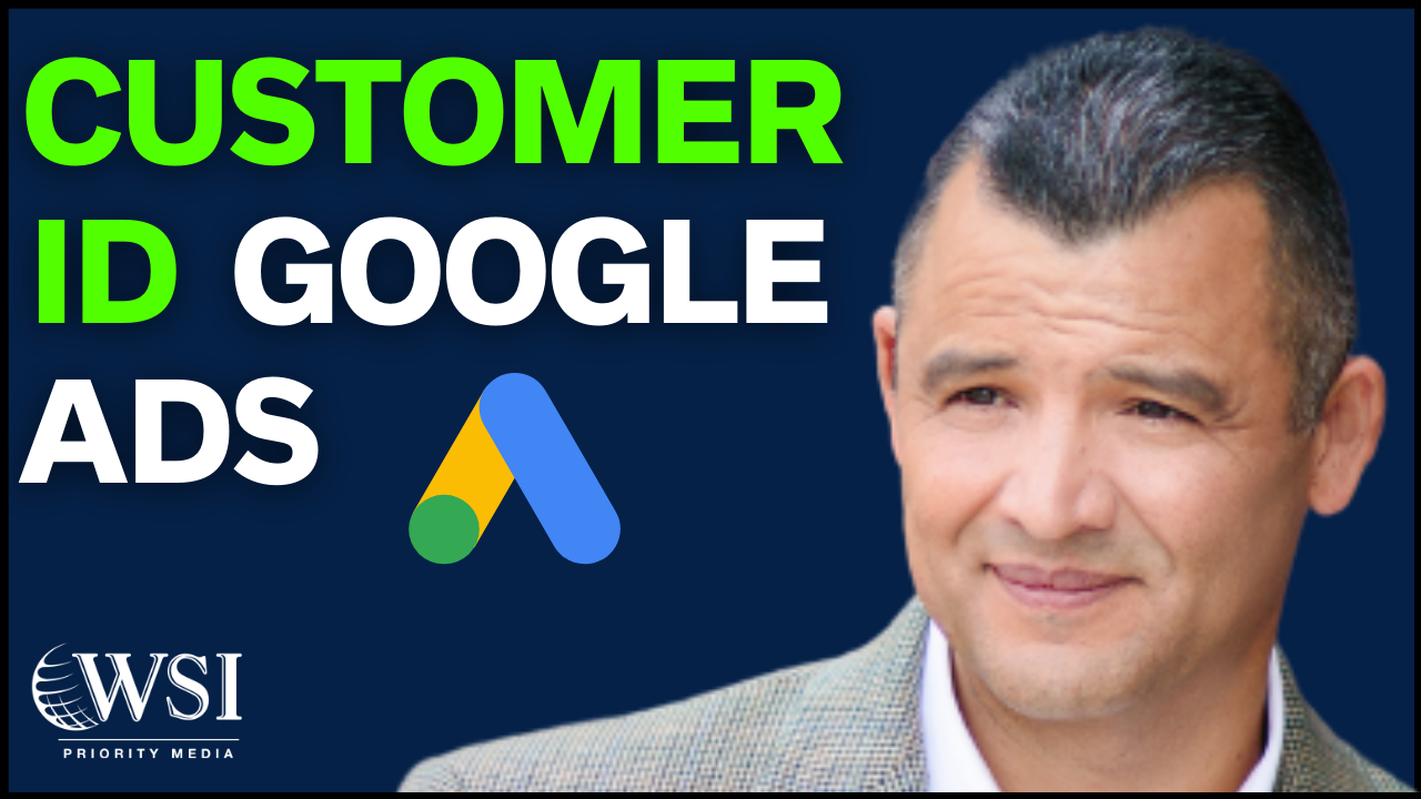 What Is Google Ads Customer Id