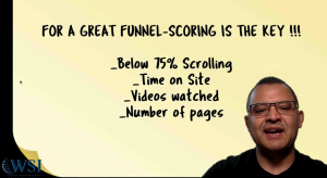 track and score your website- best sales funnel