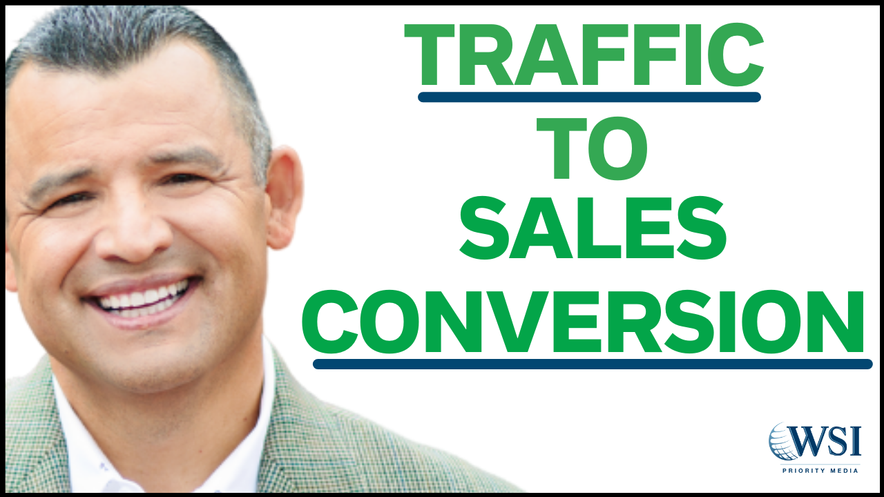 How To Convert Website Traffic To Sales