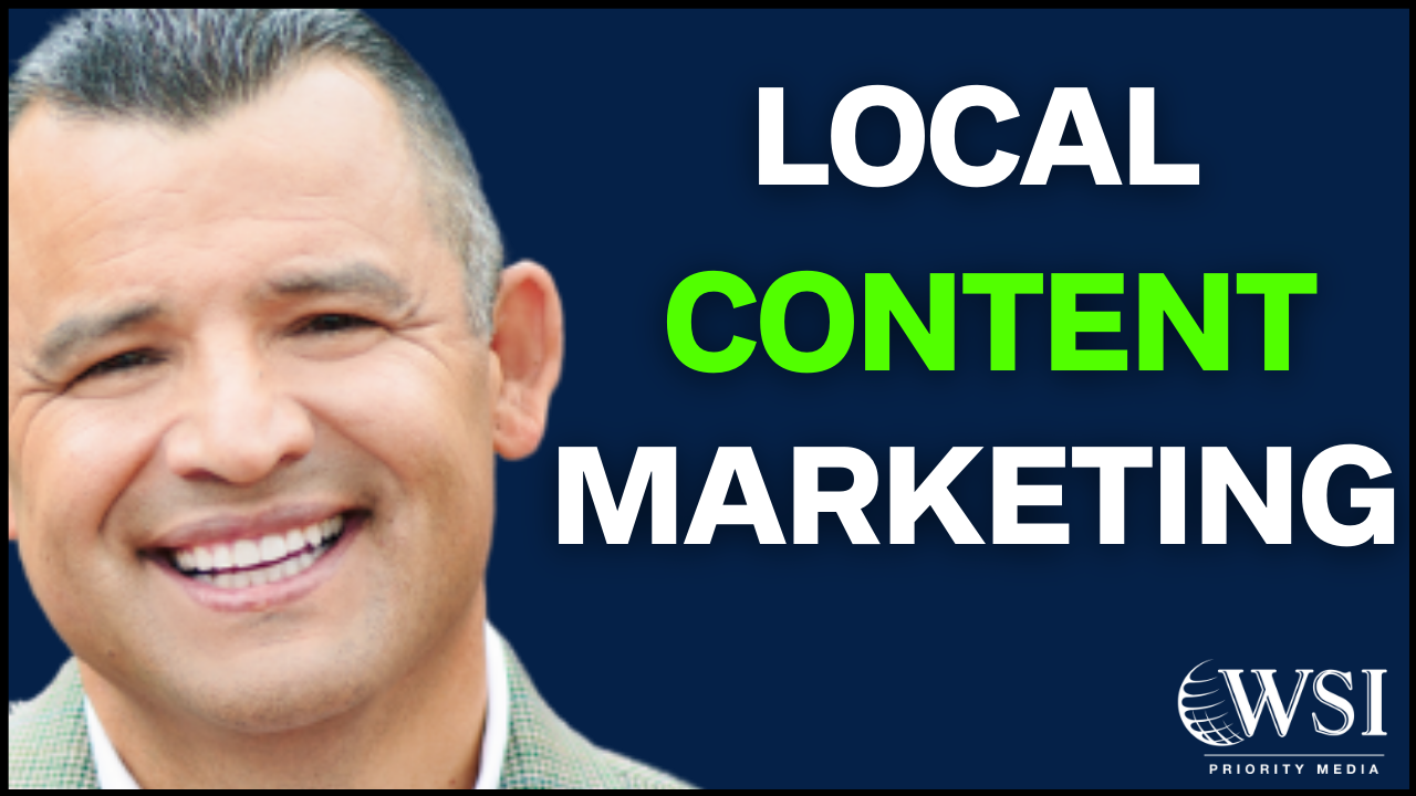 Local Business Marketing Tips Content Marketing