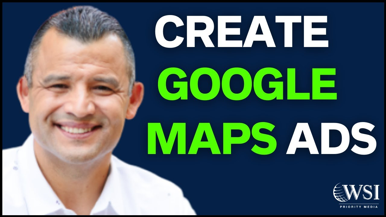 How To Create Google Map Ads